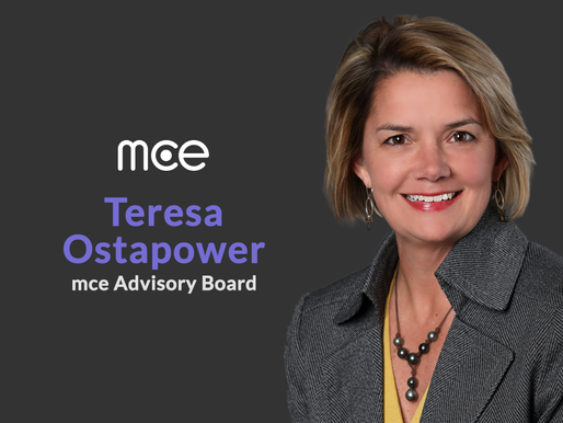 Teresa Ostapower, Former SVP  Technology Transformation in AT&T joins mce Advisory Board