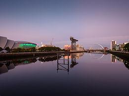 6167-007 Glasgow's Media Quarter and Riv