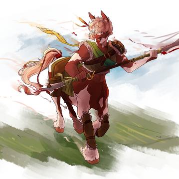 Cairn the Centaur