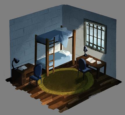 MBS: Dorm Room Overview