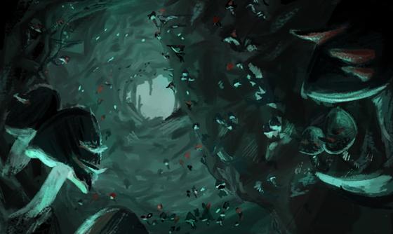 PCE- Mushroom Cavern