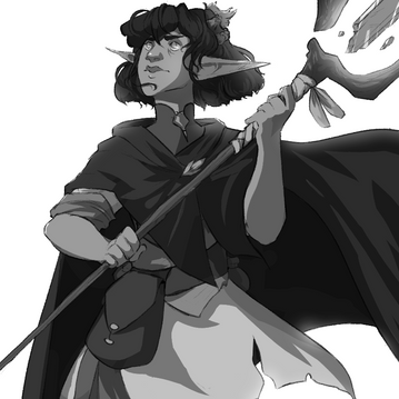 Elentiya, the Mage