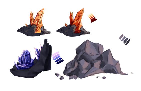PCE- Rocks and Gems