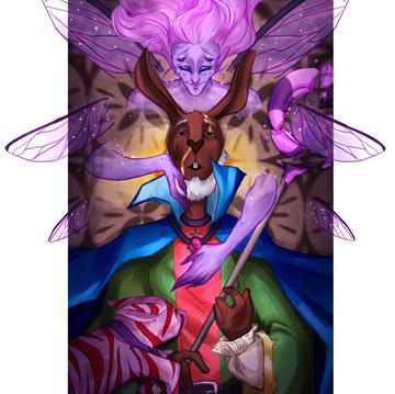 The Sugar Plum Fairy's Chosen
