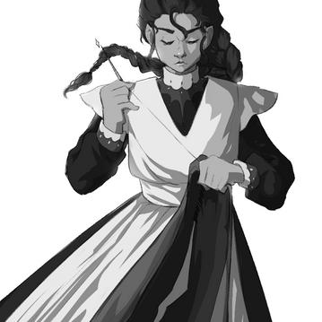 Aya, the Handmaiden