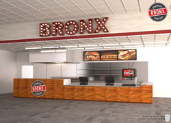 Bronx Sandwich Co - Burger