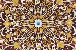Marquetry Close up