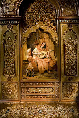Classic Marquetry