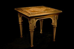 Arabic style side table
