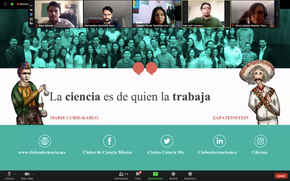 Info session: Clubes de Ciencia and Instituto Tesla