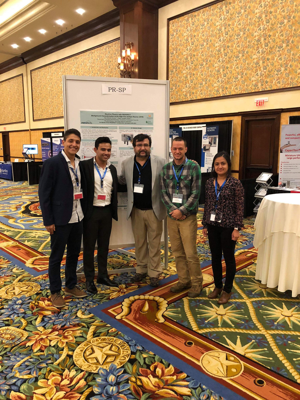 Dr. Alfredo Galindo's Group