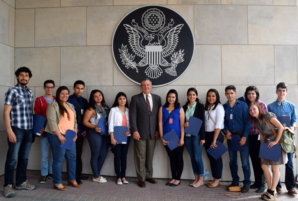Youth Council of the U.S. Consulate in Juarez
