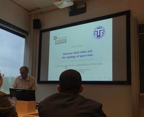 Nobel Laureate, Prof. Gerard t'Hooft