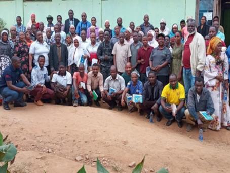 ACAI Begins Training Recipients of the Cassava-Fund Bank Loan in Tanzania