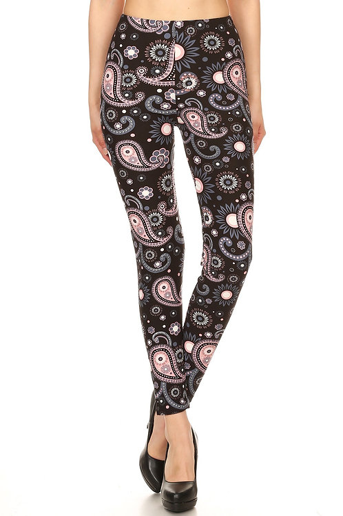 Lean Perfect in Paisley