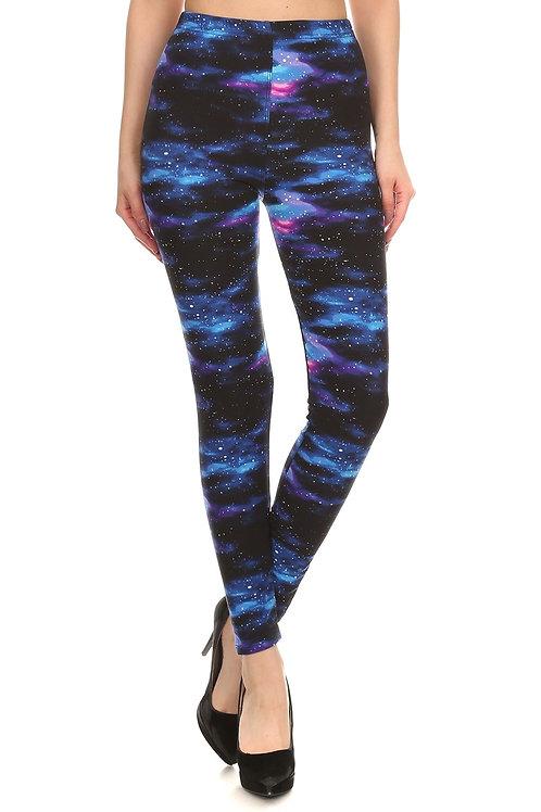 Lean Blue Galaxy
