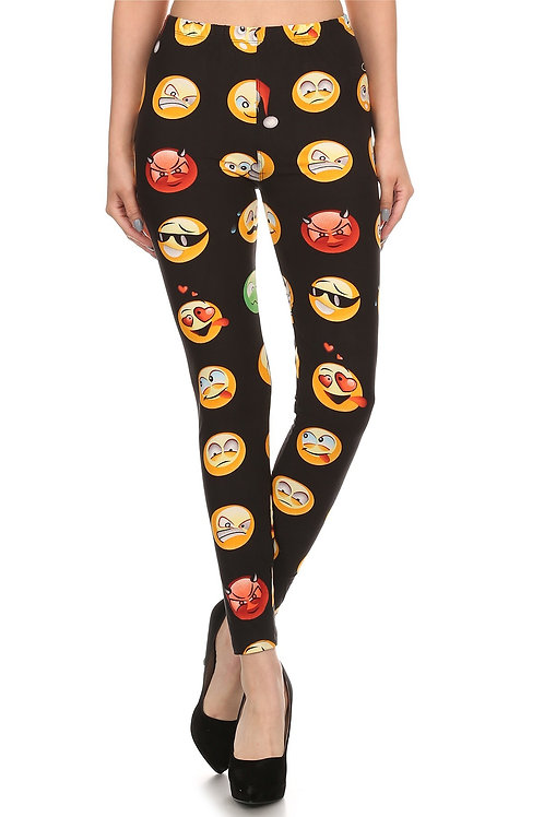 Lean Black Emoji's