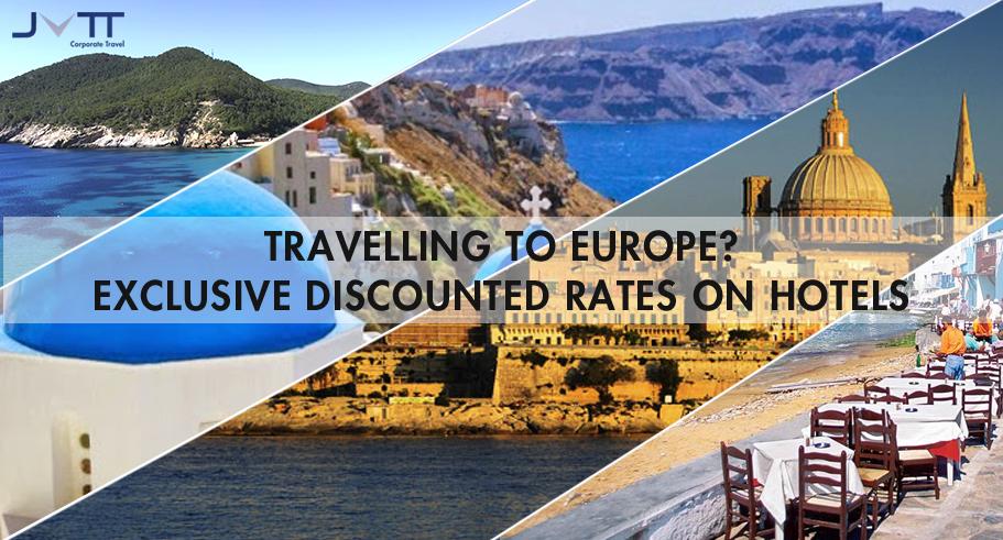 Best Hotel Deals in Europe