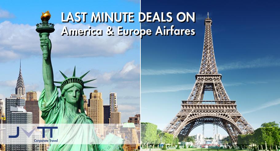 Last Minute Deals! Click for info