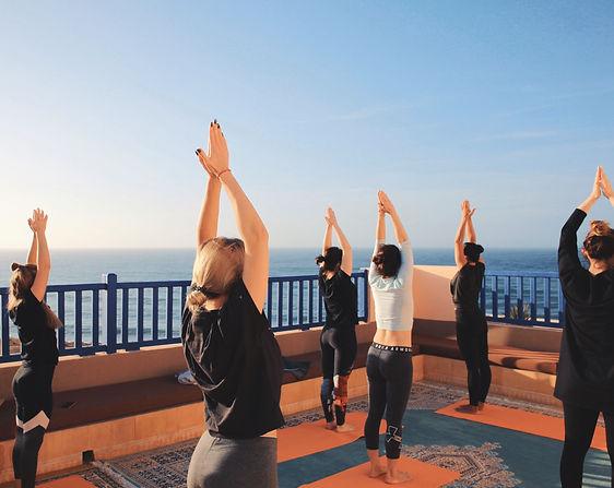 aman retreat mirleft yoga