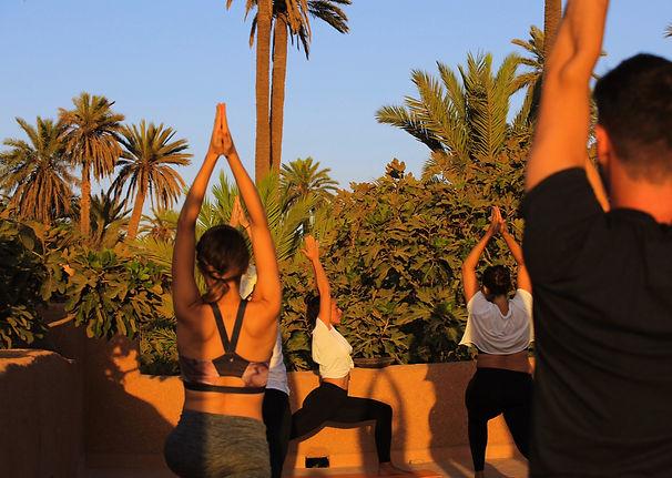 aman house surf yoga retreat mirleft