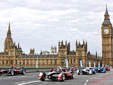 LKC Confirmed for Formula E in London