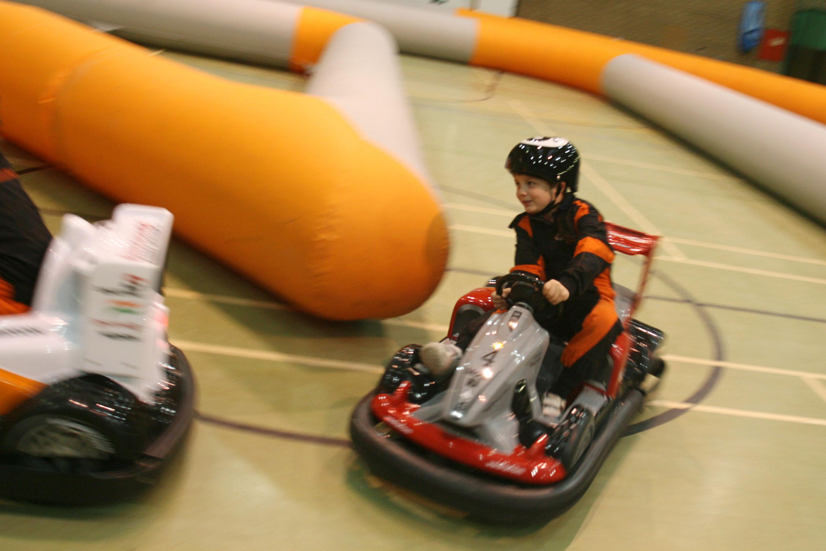 Kids Go Karting Parties London