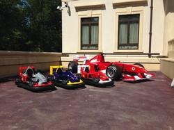 Kids Go Karting Parties London
