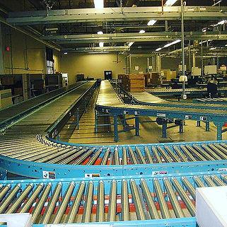 Line Shaft AccumilatioTransportation Conveyor