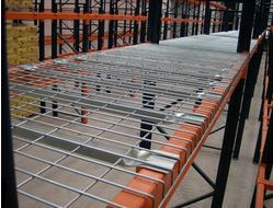Pallet Rack Wire Deck