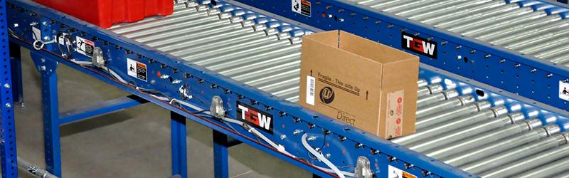 Zero Pressure Accumilation Conveyor