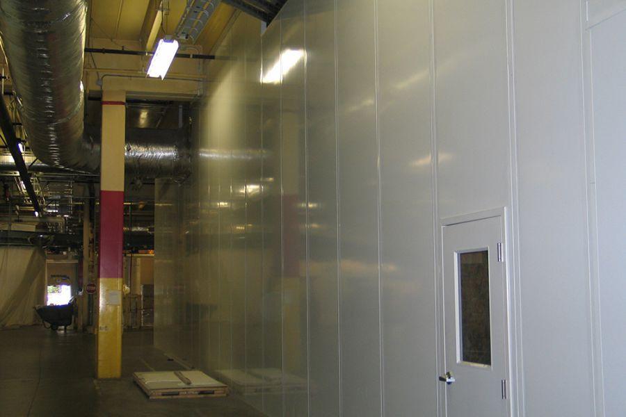 Modular Hi-Wall System