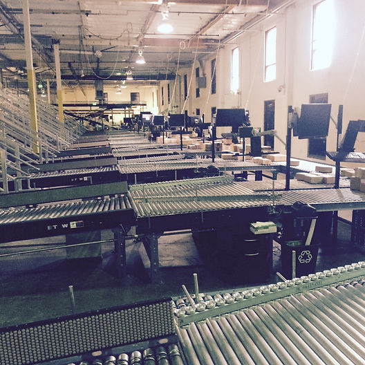 Sortation Conveyor System