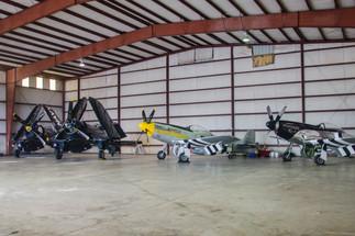 F4U-4 & FG-1D Corsairs / P-51D Mustang