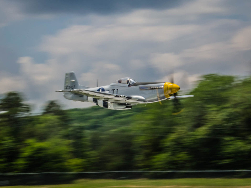 "P-51D Mustang ""Angel's Playmate"""