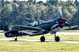 """P-40 Warhawk """"American Dream"""""""