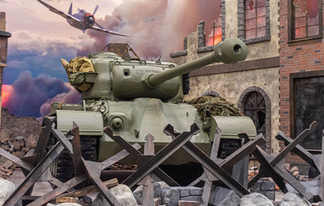 M26 Pershing Medium/Heavy Tank