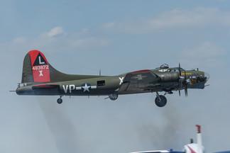 "Boeing B-17G Flying Fortress ""Texas ""Raiders"""