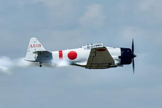 (Replica) Mitsubishi A6M Zero