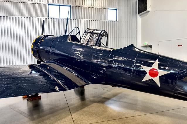 North American AT-6A / SNJ4 Texan