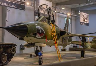 Republic F-105G Thunderchief [Wild Weasel]