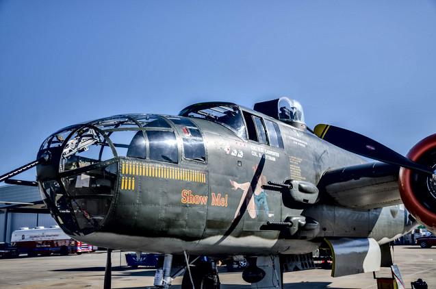 "B-25J Mitchell ""Show Me!"""