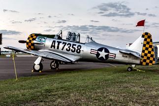 Northn American SNJ-4 Texan