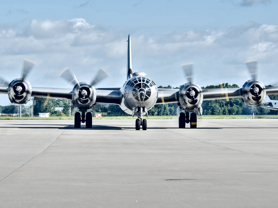 "B-29A Super Fortress ""FiFi"""