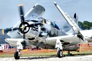 A-1E Skyraider