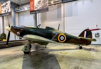 Hawker Hurricane Mk.XIIA