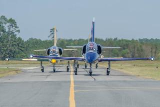 Aero Vodochody L-39 Albatross Flight
