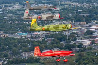 Mass Formation Flight #4