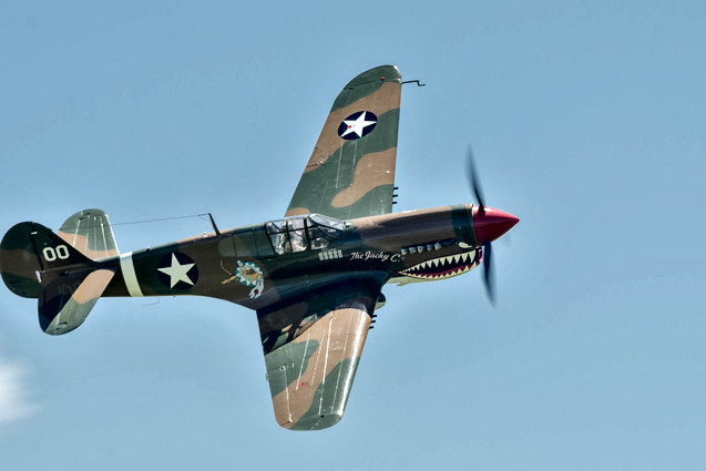 "P-40M Kittyhawk ""Miss Jackie C"""