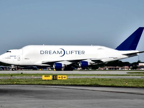B747 Dreamlifter